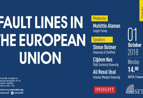 PANEL Fault Lines in the European Union