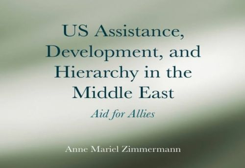 U S Assistance Development and Hierarchy in the Middle East