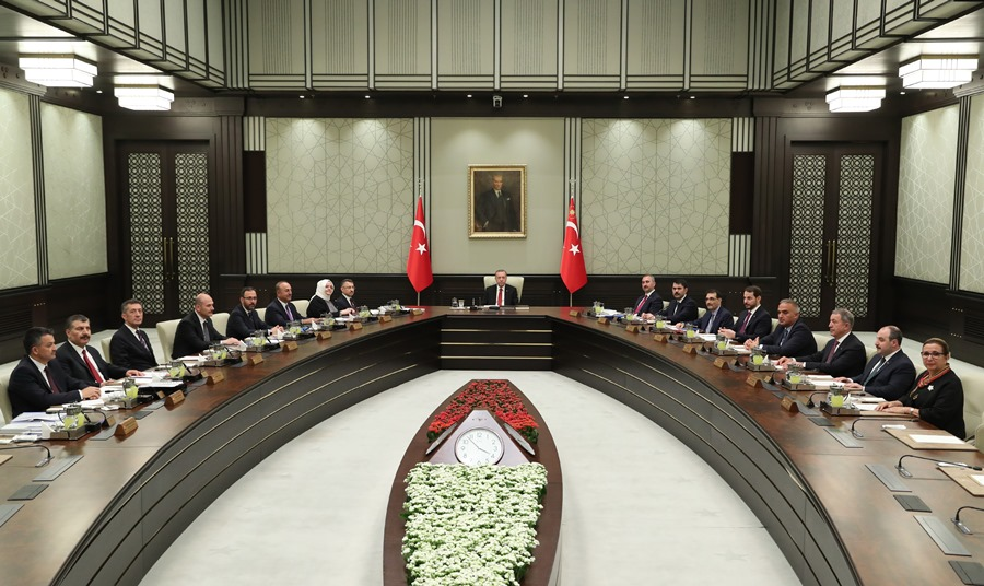 Reforming the Policymaking Process in Turkey s New Presidential System