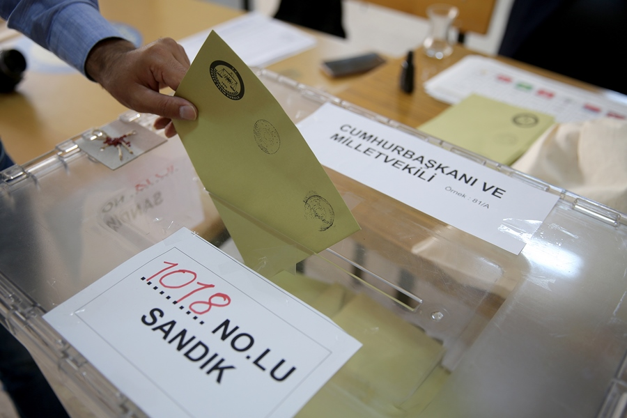 Change and Continuity in Turkey s June 2018 Elections