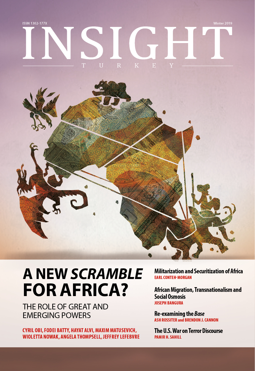 A New Scramble for Africa The Role of Great and