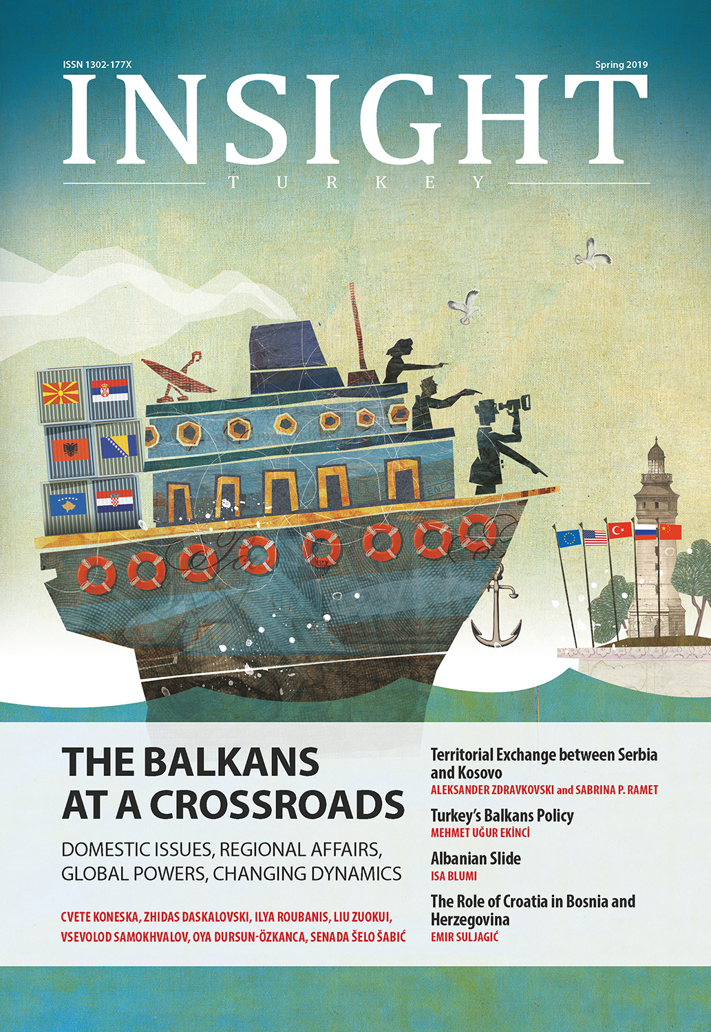 The Balkans at a Crossroads Domestic Issues Regional Affairs Global
