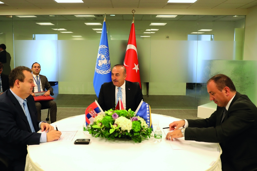 Prospects for Trilateral Relations between Turkey Serbia and Bosnia and