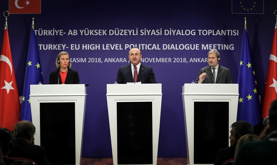 The European Crisis and Turkey s Unpredictable Role in the