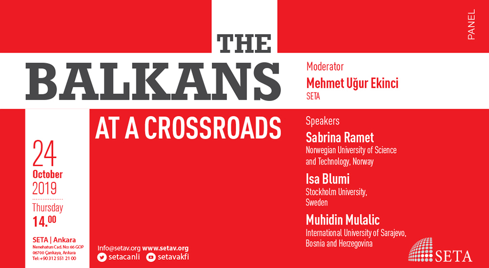 PANEL | The Balkans at a Crossroads