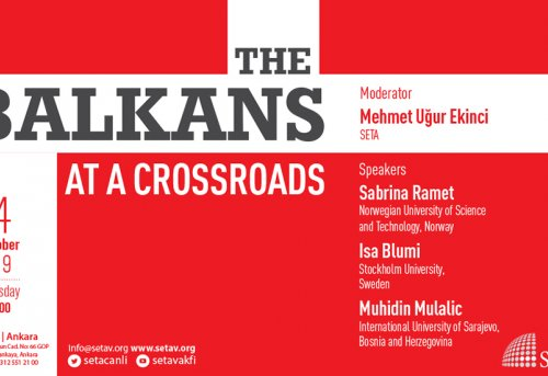 PANEL The Balkans at a Crossroads