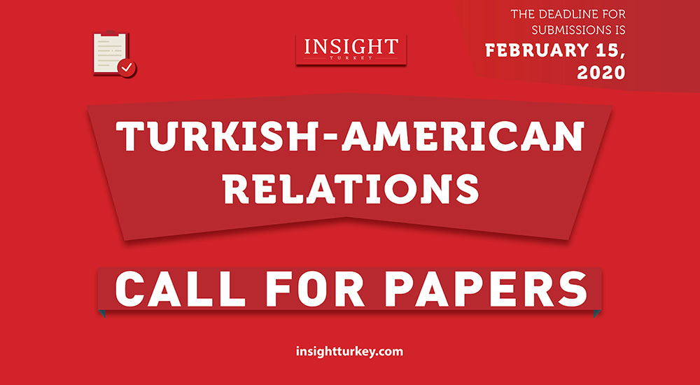 Call for Papers Turkish-American Relations