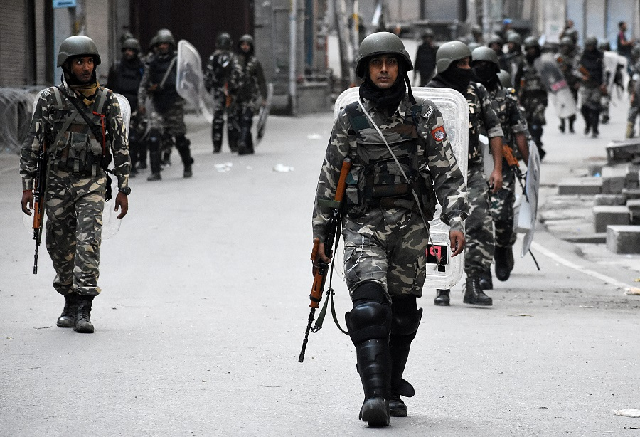 Preventive Detention in Counter-insurgencies The Case of Kashmir