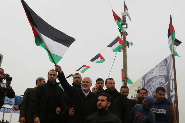 Evaluating Hamas Struggle in Palestine
