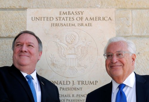 U S Policy Toward the Israeli-Palestinian Conflict under the Trump