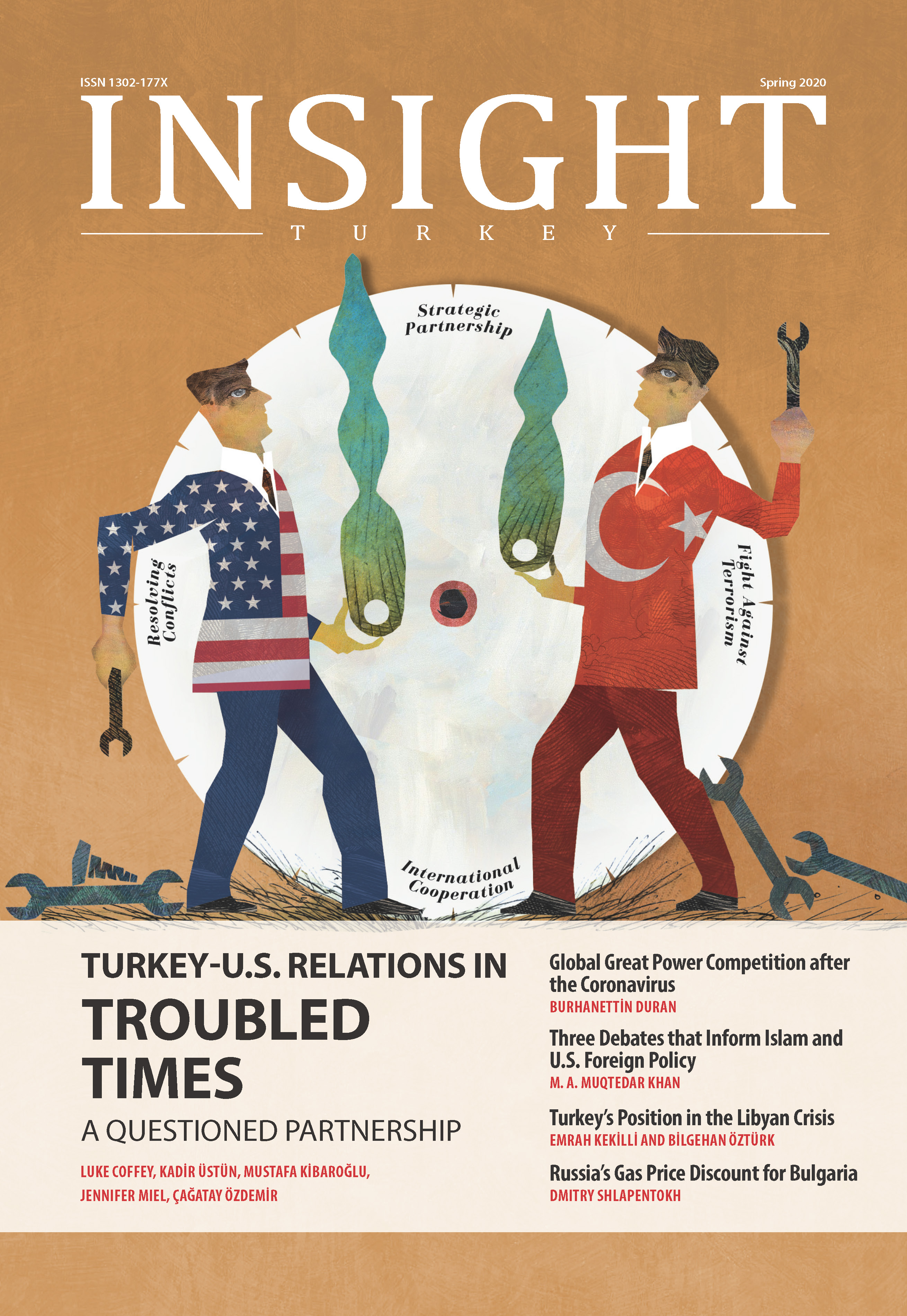 Turkey-U S Relations in Troubled Times