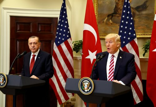 U S -Turkey Relations Endure Despite Crises