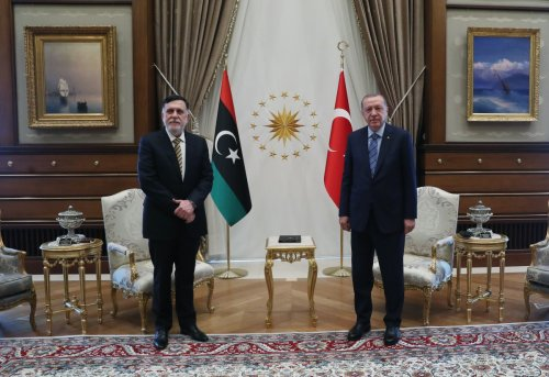 Turkey s Position in the Libyan Crisis