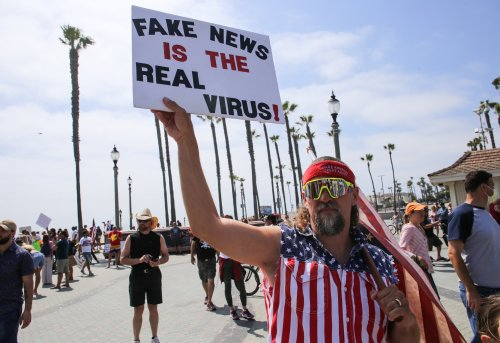 Social Media and Fake News in the Post-Truth Era The