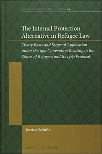 The Internal Protection Alternative in Refugee Law: Treaty Basis and Scope of Application under the 1951 Convention Relating to the Status of Refugees and Its 1967 Protocol