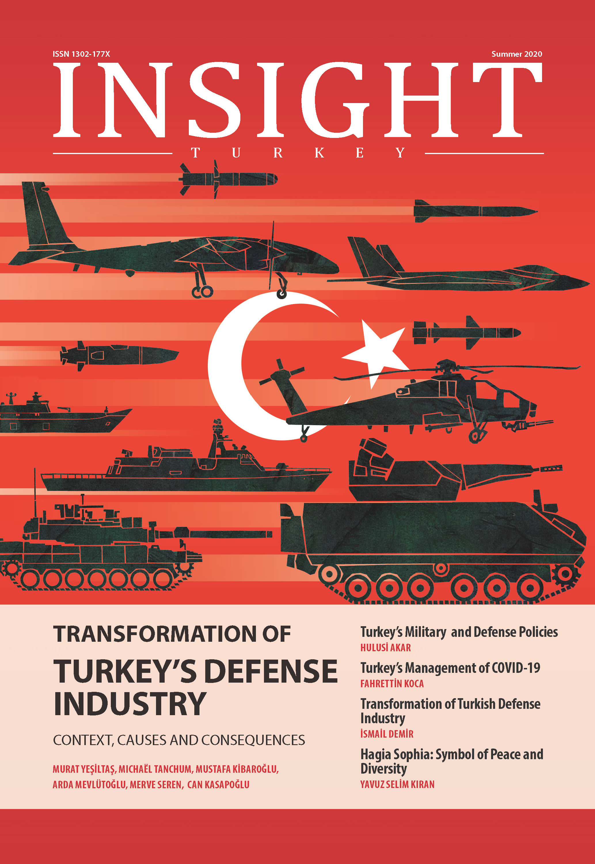 Transformation of Turkey s Defense Industry