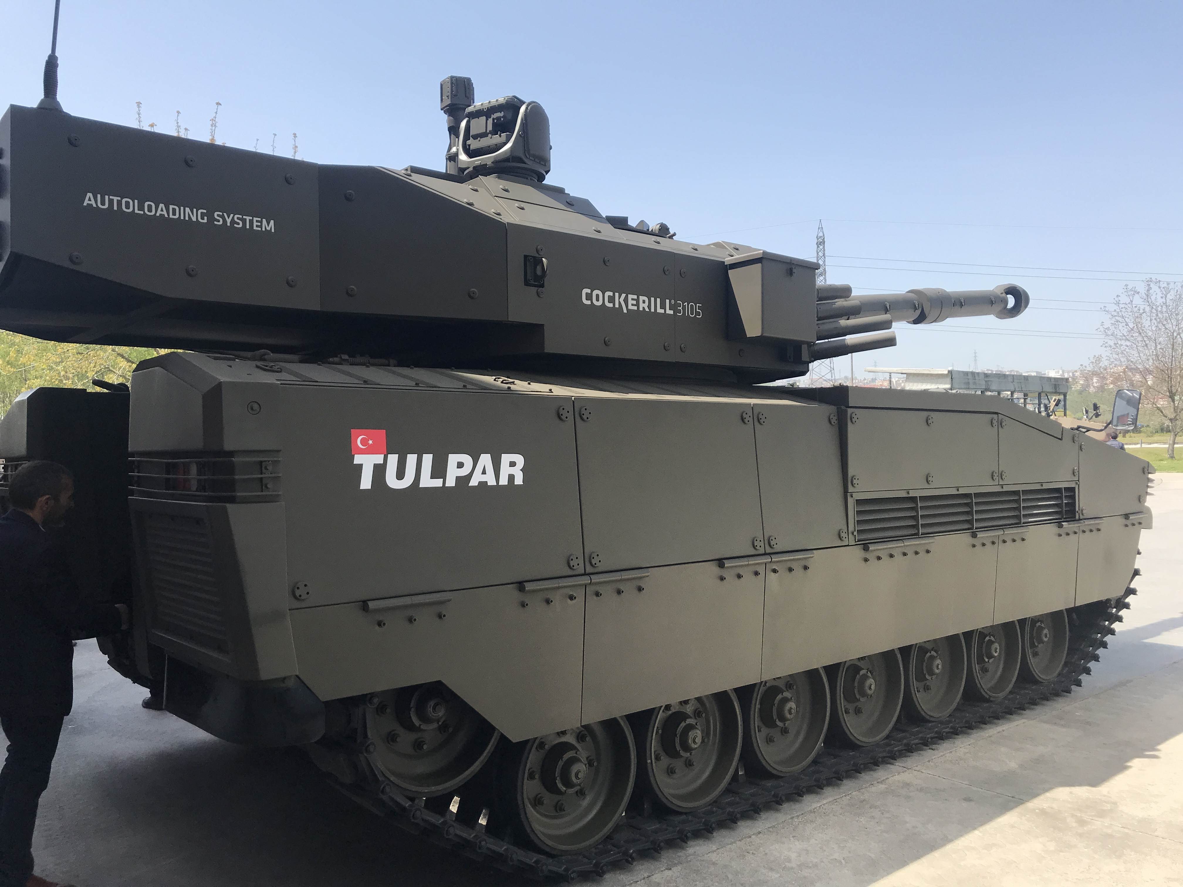 Turkey s Burgeoning Defense Technological and Industrial Base and Expeditionary