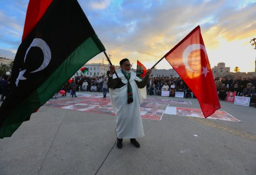 Turkey s Role in the Reconstruction of Libya