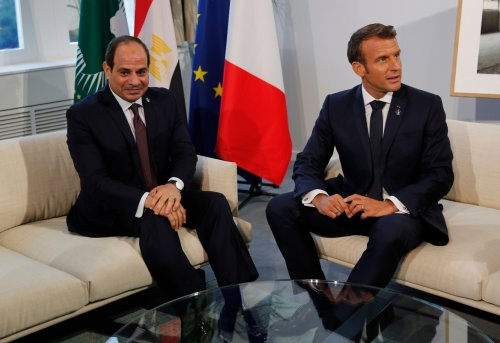 Strange Bedfellows Why France s Emmanuel Macron and His Autocratic